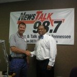 Superior Carpet and Rug Cleaning owner Kerry McDuffie